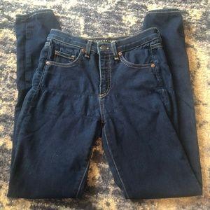 Veronica Beard Kate Stretch Skinny Jeans Size 26